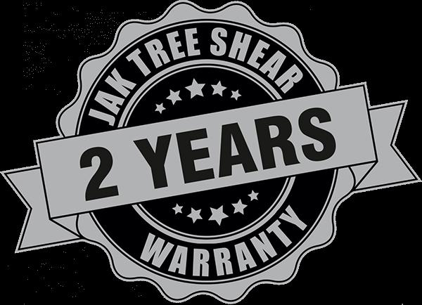 Jak warranty 2 years